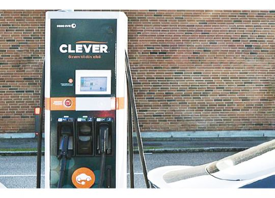 clever fast charging