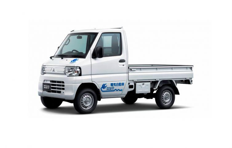 Mitsubishi | MINICAB-MiEV Truck