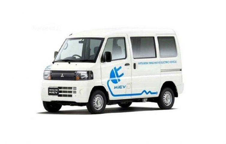 Mitsubishi | MINICAB-MiEV