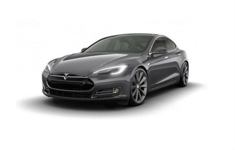 Tesla | Model S (アダプタ)