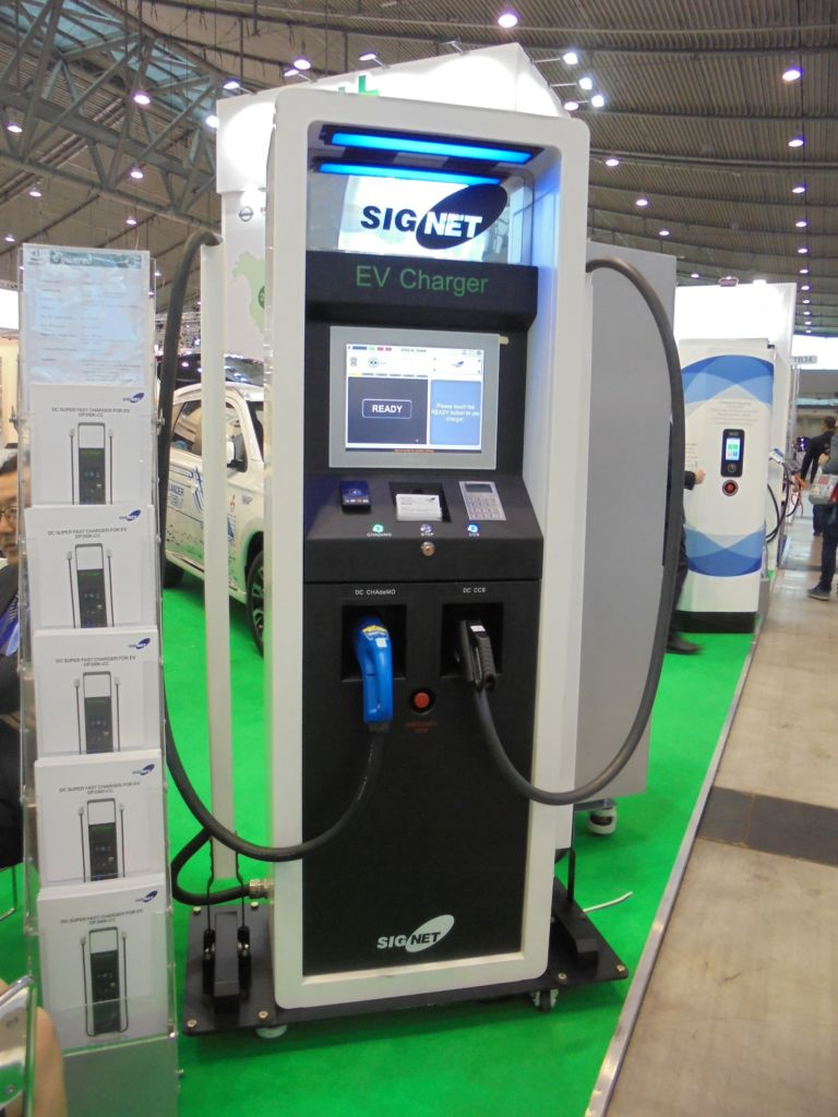 Chademo Stand To Showcase The Latest At Evs30 Chademo