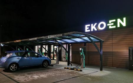EKOEN Station